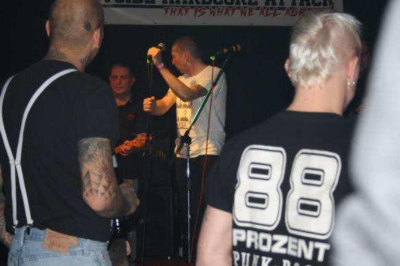Vortex Musikbands Fotos in Vortex live im Woody´s, Schleiz 20.10.12 2